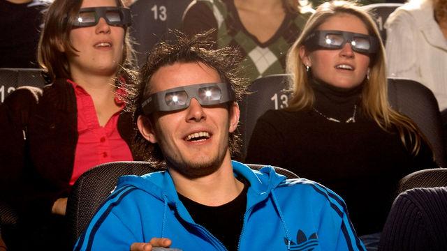 Estiman que el 12% de la población no puede ver el efecto 3D