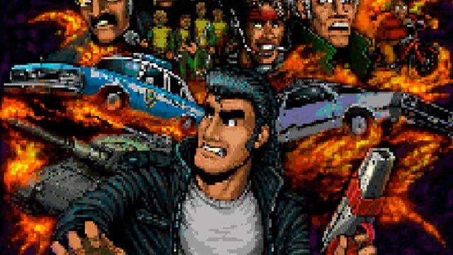 Retro City Rampage ya está disponible en Xbox Live Arcade