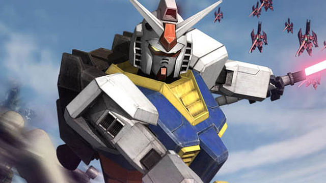 Anunciado Shin Dynasty Warriors Gundam