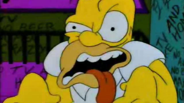 Un niño se gasta 980 libras en donuts virtuales para un juego de Los Simpsons