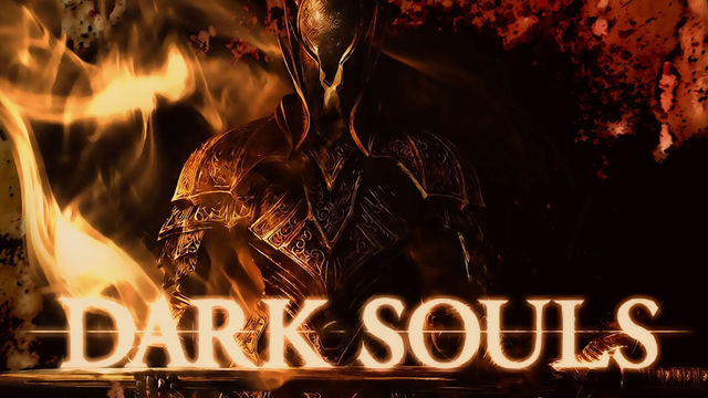Una batalla contra un jefe de Dark Souls II aparece en la red