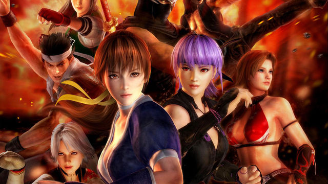 Ya está disponible la demo de Dead or Alive 5 Plus