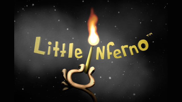Little Inferno, lo nuevo de los padres de World of Goo, llegará a Wii U