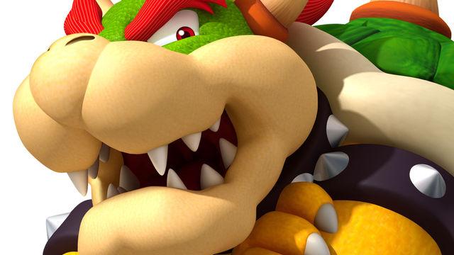 Nintendo registra en Japón la marca Koopa