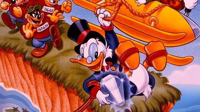 El nivel ambientado en la luna de DuckTales Remastered se muestra en vídeo