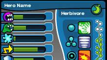 Pantalla Spore: Hero Arena