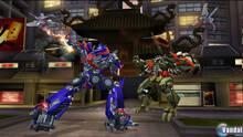 Pantalla Transformers: La Venganza de los Caídos – El Videojuego
