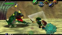 Pantalla The Legend of Zelda: Majora's Mask CV