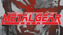 Pantalla Metal Gear Solid PSN
