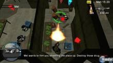 Pantalla Grand Theft Auto: Chinatown Wars