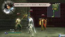 Pantalla Dynasty Warriors Strikeforce