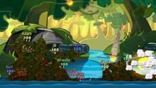 Pantalla Worms: Battle Islands