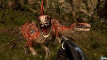 Pantalla Jurassic: The Hunted