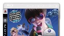 Pantalla SingStar: Starter Pack
