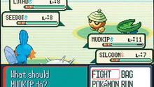 Pantalla Pokémon Rubí & Zafiro