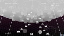 Pantalla Space Invaders Infinity Gene PSN