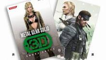 Pantalla Metal Gear Solid 3D: Snake Eater
