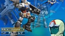Pantalla Gundam: The 3D Battle