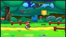 Pantalla Paper Mario Sticker Star