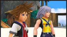 Pantalla Kingdom Hearts 3D: Dream Drop Distance
