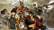 Pantalla Dynasty Warriors VS