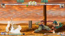 Pantalla Street Fighter III: 3rd Strike Online Edition XBLA