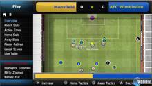 Pantalla Football Manager Handheld 2011