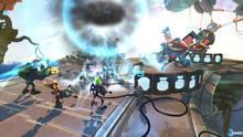 Pantalla Ratchet and Clank: Todos para uno