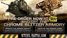 Imagen Steel Battalion: Heavy Armor