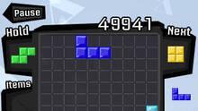 Pantalla Tetris