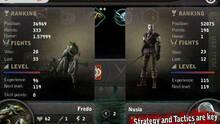 Pantalla The Witcher: Versus