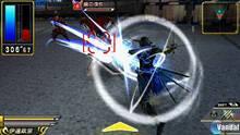 Pantalla Sengoku Basara: Chronicle Heroes