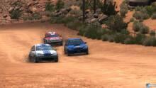 Pantalla Sega Rally Online Arcade PSN