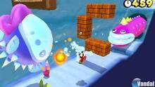 Pantalla Super Mario 3D Land