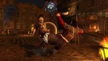 Pantalla Deadliest Warrior: Legends XBLA