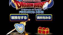 Pantalla Dragon Quest 25th Anniversary