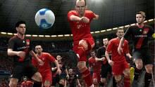 Pantalla Pro Evolution Soccer 2012
