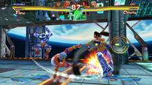 Pantalla Street Fighter X Tekken