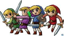 The Legend of Zelda: Four Swords Anniversary Edition DSiW