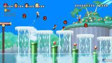 Pantalla New Super Mario Bros. U