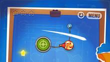 Pantalla Cut the Rope: Experiments