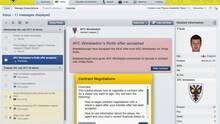 Pantalla Football Manager 2012