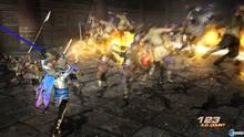 Pantalla Dynasty Warriors 7: Xtreme Legends