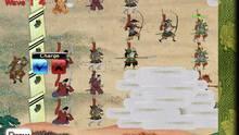 Pantalla Samurai BloodShow