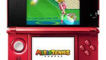 Pantalla Mario Tennis Open