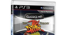 Pantalla The Jak and Daxter Trilogy