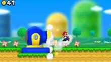 Pantalla New Super Mario Bros. 2