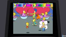 Pantalla The Simpsons Arcade PSN