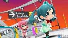 Pantalla Hatsune Miku and Future Stars: Project Mirai