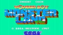 Imagen Wonder Boy in Monster Land (Arcade) CV